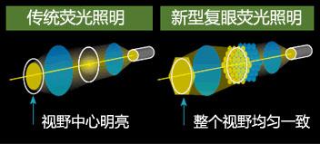 SMZ18明亮与高对比度的荧光图像
