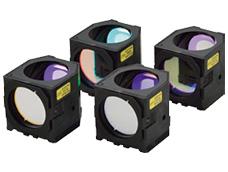 大直径荧光过滤器激发块