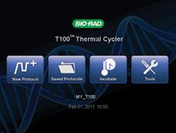 T100主屏幕