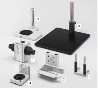 奥林巴斯显微镜BX53M支架