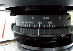 DM750P聚光镜