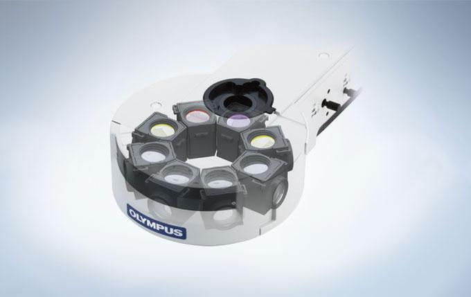 8孔位荧光照明器