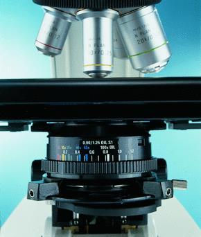 DM1000聚光镜