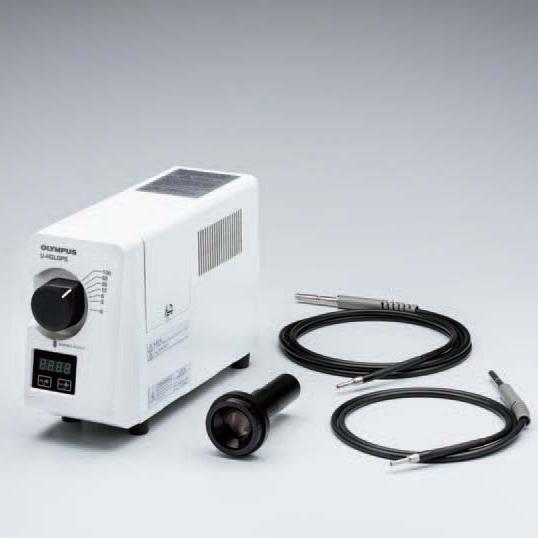 130W光纤传导汞灯 (U-HGLGPS)