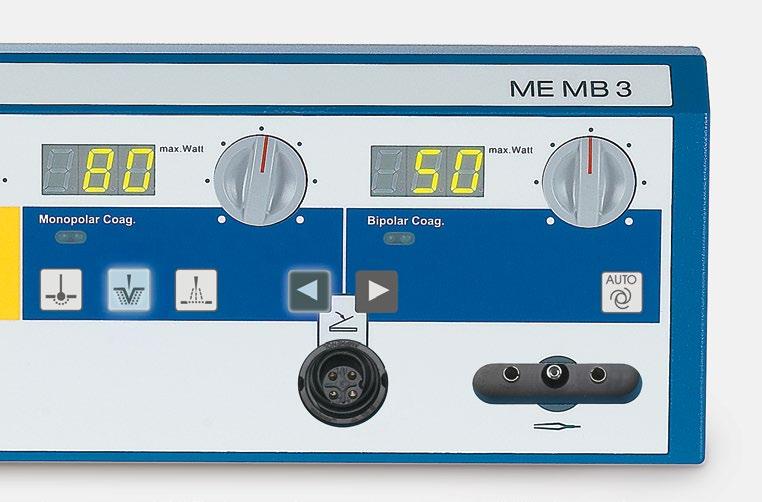ME MB 3高频电刀
